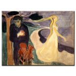 Πίνακας Edvard Munch - Separation 1896