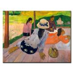 Πίνακας Paul Gauguin - The Siesta 1892