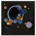 Πίνακας Wassily Kandinsky - Several circles 1926