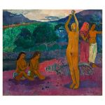 Αφίσα Paul Gauguin - Invocation 1903