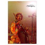 Αφίσα Jimi Hendrix