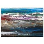 Πίνακας Abstract Sea 3