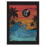 Αφίσα Surf Lines