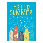 Αφίσα Hello summer