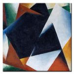Πίνακας  Lyubov Popova - Painterly Architectonic 1918