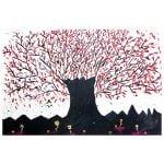 Αφίσα  Red Tree