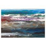Αφίσα Abstract Sea 2