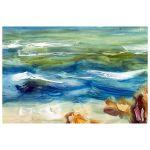 Αφίσα Abstract Sea 3