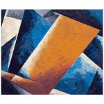 Αφίσα Lyubov Popova - Painterly Architectonic II 1918