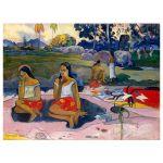 Αφίσα Paul Gauguin - Sacred Spring 1894