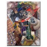 Πίνακας Olga Rozanova - Beerhouse 1914