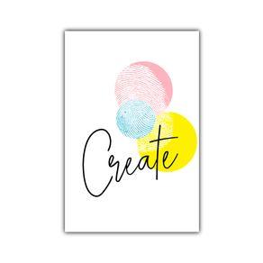 Αφίσα Create
