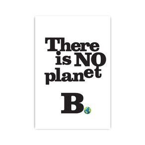 Αφίσα No plan B