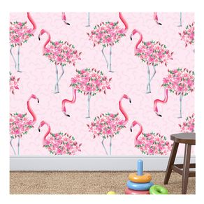 Ταπετσαρία Flamingo