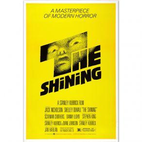 Αφίσα The Shining 1980