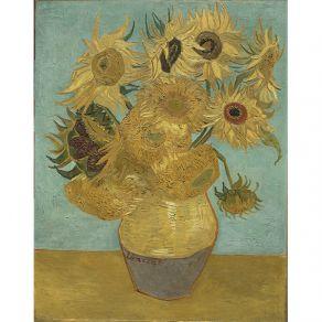 Αφίσα Vincent Van Gogh - Sunflowers 3rd 1888