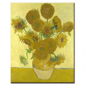 Αφίσα Vincent Van Gogh - Sunflowers 4rd 1888