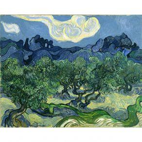 Αφίσα Vincent Van Gogh - The Olive Trees 1889