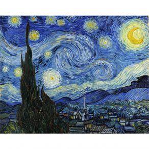 Αφίσα Vincent Van Gogh - The Starry Night 1889