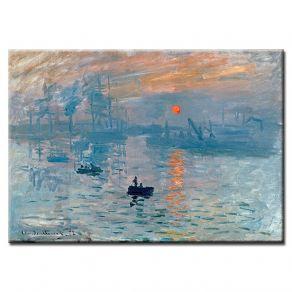 Πίνακας Claud Monet - Impression sunrise 1872
