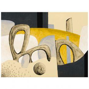 Αφίσα Abstract painting 4