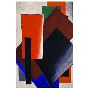Αφίσα Lyubov Popova - Painterly Architectonic 1916