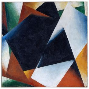 Αφίσα Lyubov Popova - Painterly Architectonic 1918