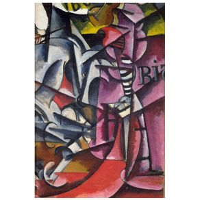 Πίνακας  Lyubov Popova - Still Untitled 1915Αφίσα Lyubov Popova - Untitled 1915