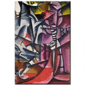 Πίνακας  Lyubov Popova - Still Untitled 1915