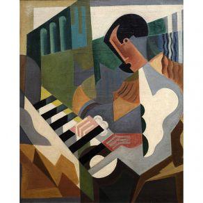 Αφίσα María Blanchard - Pianist 1919